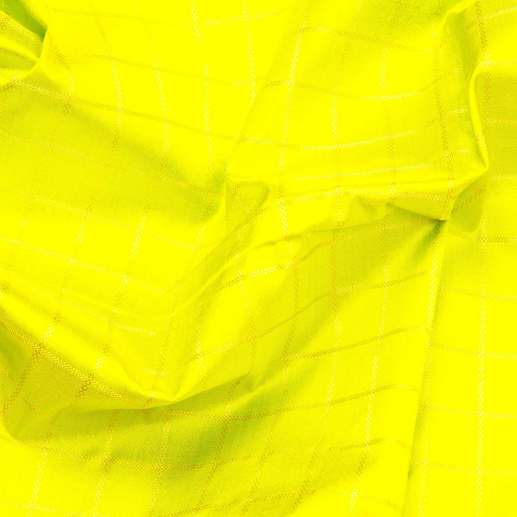 Kuberan Yellow Pochampally Silk Saree