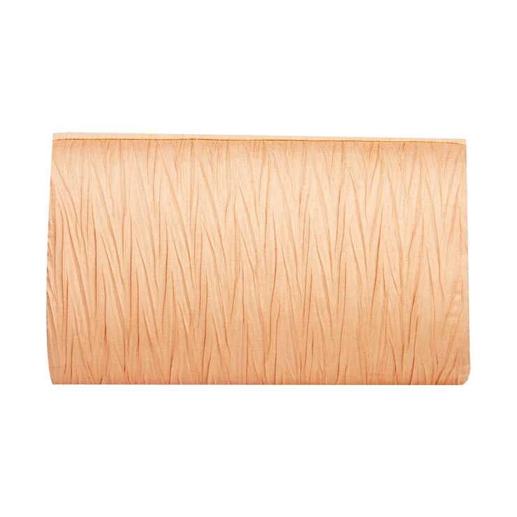 Kuberan Peach Orange Clutch
