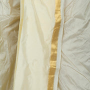 Kuberan White Dhoti and Shallya