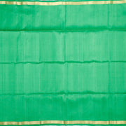 Kuberan Green Raw Silk Saree