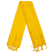 Kuberan Bright Yellow Navagraha Stole