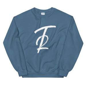 Thick Revolution Logo Sweatshirt