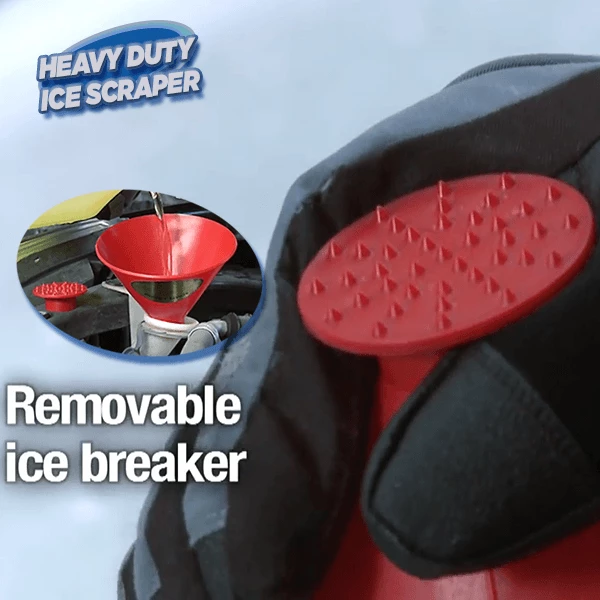 Heavy Duty Ice Scraper