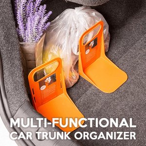 Multi-Functional Car Trunk Organizer