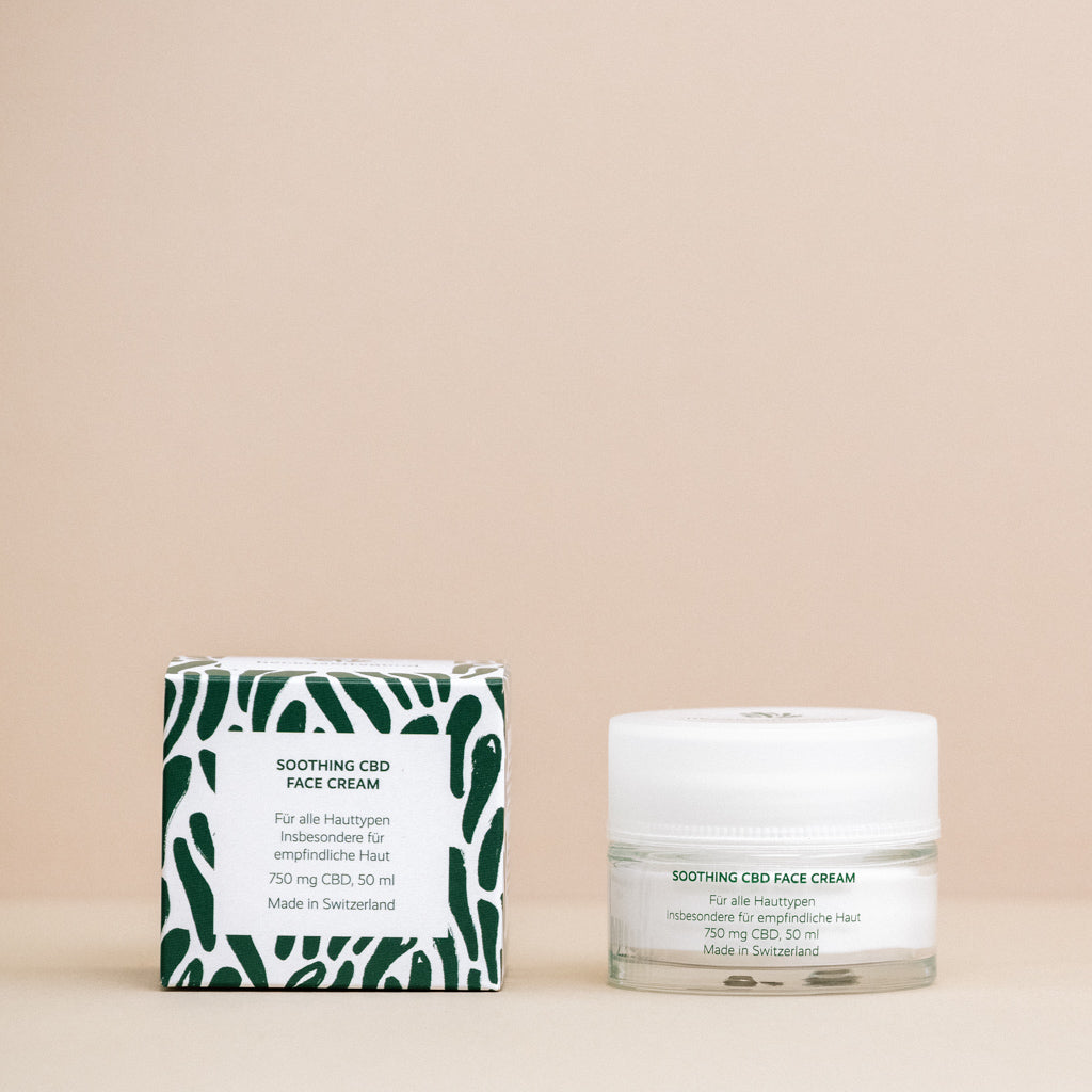 becauseitsgood Face Cream CBD