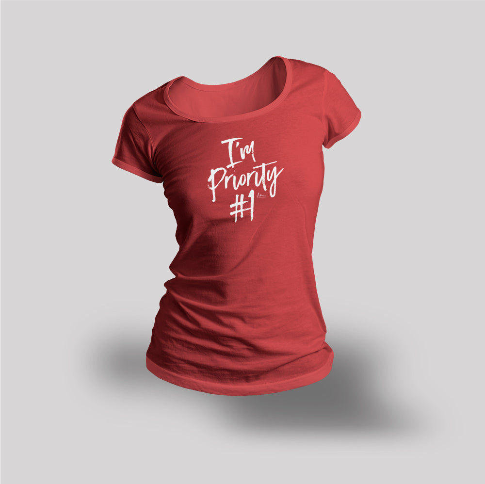 I'm Priority #1 T-Shirt
