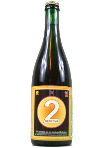 2 Reserva (Rum Barrel Aged) 8% 75cl