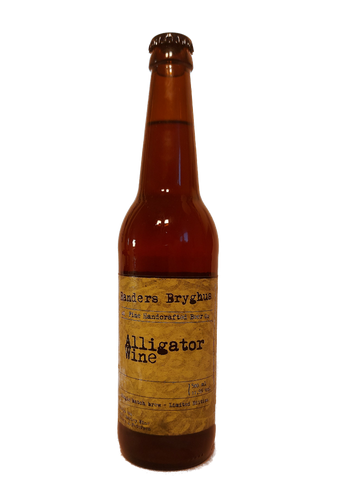 Alligator Wine 11,9% 50cl