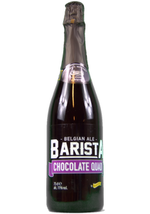 Barista Chocolate Quad 11% 75cl.