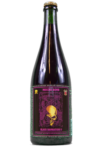 Black Damnation II - Mocha Bomb 13% 75cl