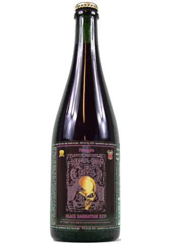 Black Damnation XXVI - Froggie 13% 75cl