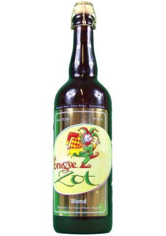 Brugse Zot Blond 6% 75cl