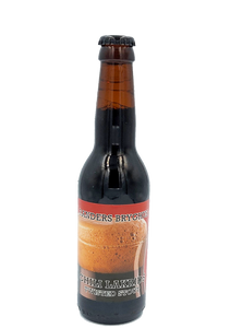 Chili Lakrids - Twisted Stout 5,6% 33cl