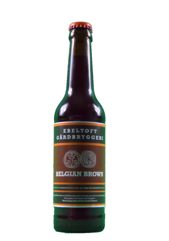 Belgien Brown 6,8% 33cl