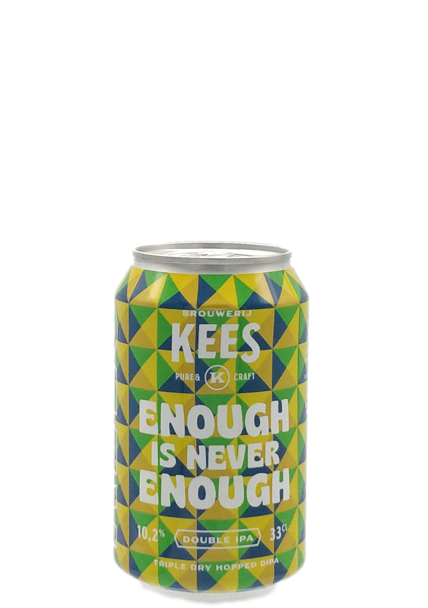Enough Is Never Enough (2021 Edition) 10,2% 33cl
