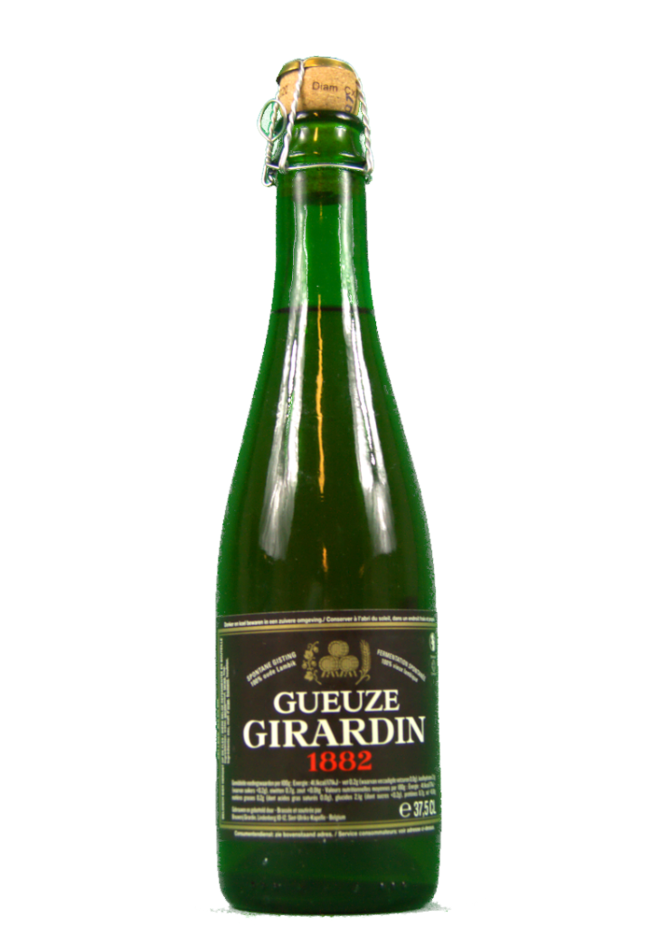 Gueuze Girardin 1882 Black Label 5% 37,5cl
