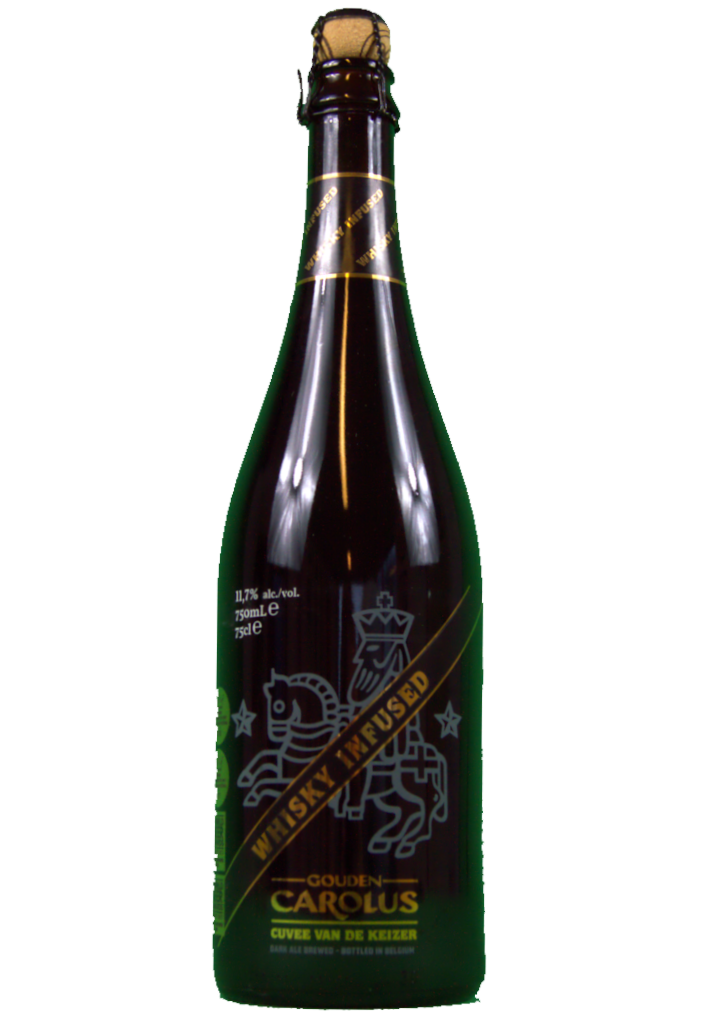 Gouden Carolus Whisky Infused 11,7% 75cl
