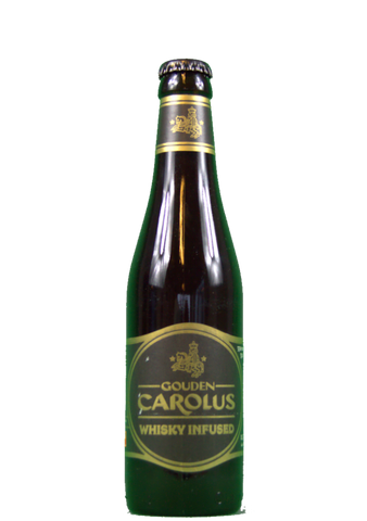 Gouden Carolus Whisky Infused 11,7% 33cl