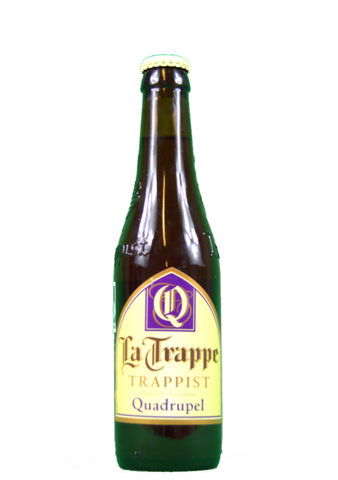 La Trappe Quadrupel 10% 33cl