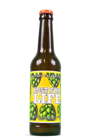 Lust for life 5,5 33cl