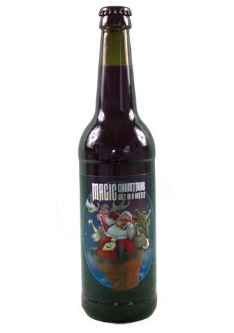 Magic Christmas Gift In A Bottle 10,1% 50cl