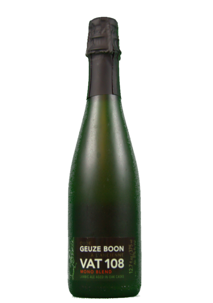 Oude Geuze Boon à l'Ancienne - VAT 108 Mono Blend 8% 37,5cl