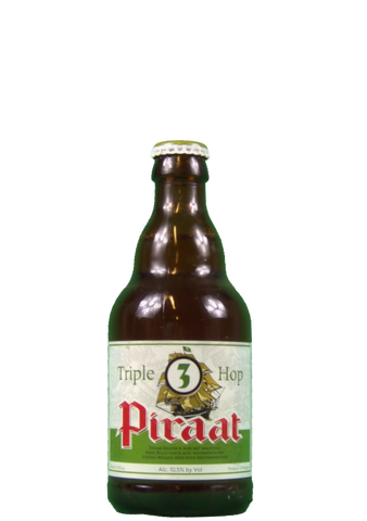 Piraat Triple Hop 33cl