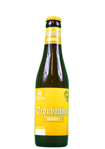Troubadour Blond 6,5% 33cl