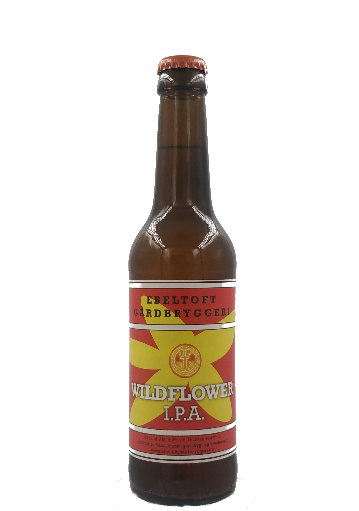 Wildflower I.P.A. 5,9% 33cl