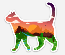 Load image into Gallery viewer, Cat Adventure Sticker Pack