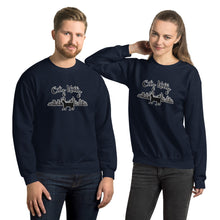 "Load image into Gallery viewer, ""City Kitty"" Sweatshirt - 7 Colors"