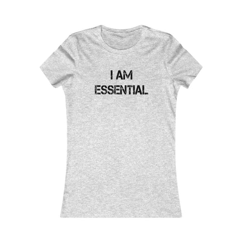 I am Essential | Women's Cotton Tee