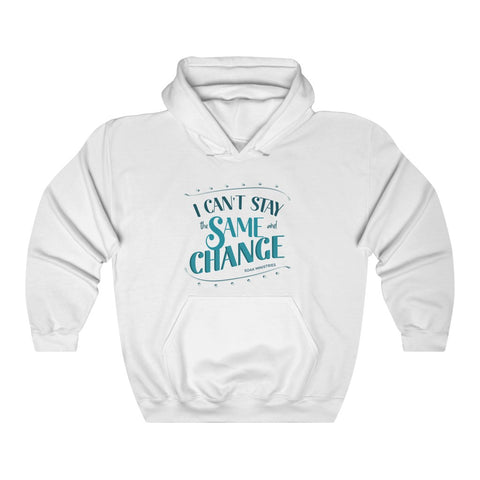 I am Becoming - Soak Ministries | Unisex Hooded Sweatshirt