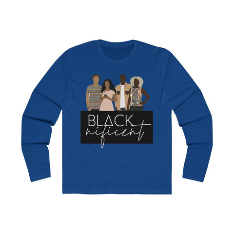 Blacknificent | Long Sleeve Tee