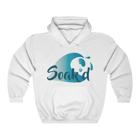 Soak'd - Soak Ministries | Hooded Sweatshirt