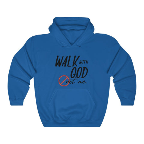 Walk With God 1  |  Hooded Sweatshirt
