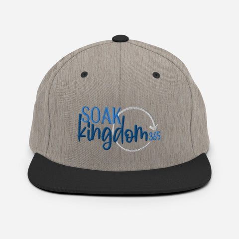 Kingdom 365 - Soak Ministries | Snapback Hat