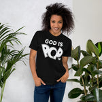 God is Pop'n  |  Unisex Jersey Tee
