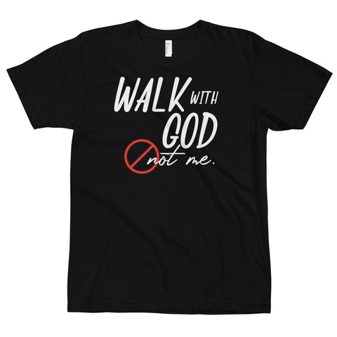 Walk with God 1  |  Unisex Jersey Tee