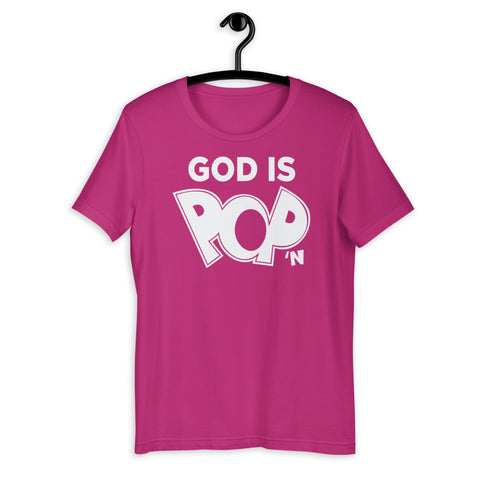 God is Pop'n  |  Cotton Tee