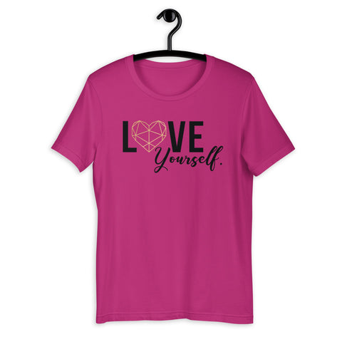 Love Yourself  |  Cotton Tee