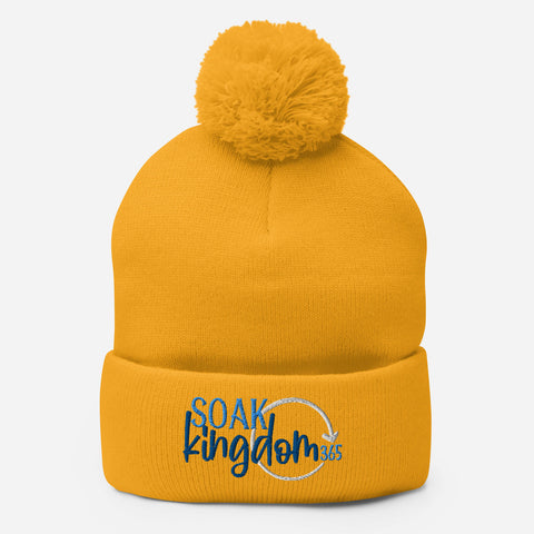 Kingdom 365 - Soak Ministries | Pom-Pom Beanie
