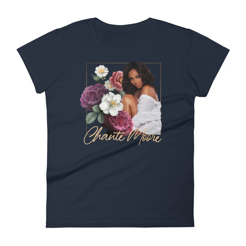 Chanté Moore | Women's Cotton Tee