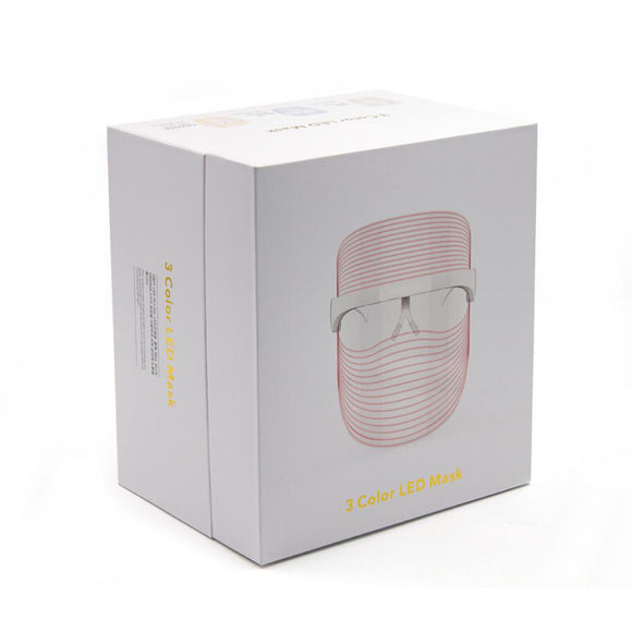 Best Great Quality Ultra Soft 3 Colour Led Face Mask Online