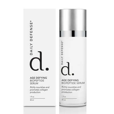 AGE DEFYING BIOPEPTIDE SERUM