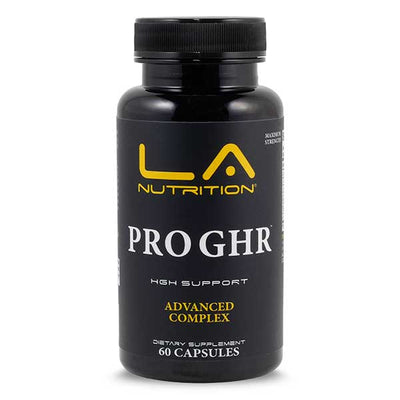 Pro GHR One Month Supply IGF-1 Growth Factors Amino Acid Anti-Aging HGH Support