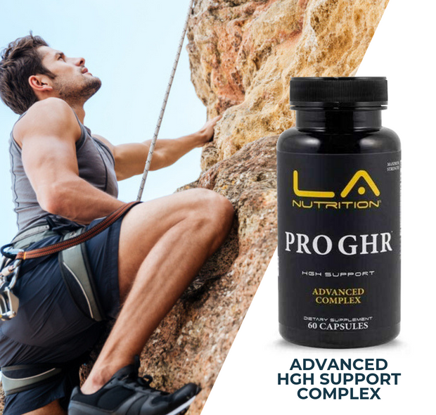 IGF-1 Growth Factor Amino Acid Anti-Aging HGH Support Pro GHR all Natural Growth Hormone Precursor