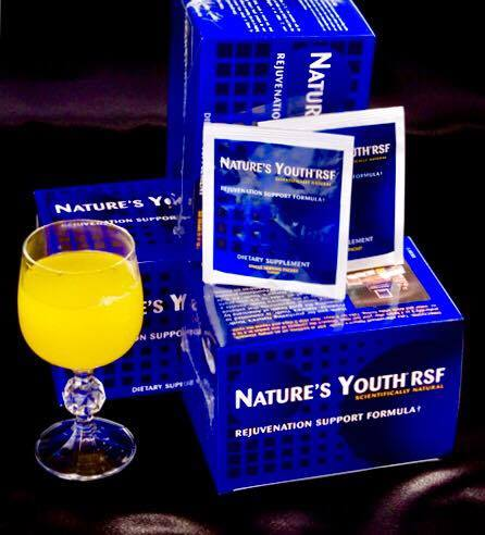 HGH Support Natural Human Growth Hormone Precursor Natures Youth RSF Amino Acid Formula