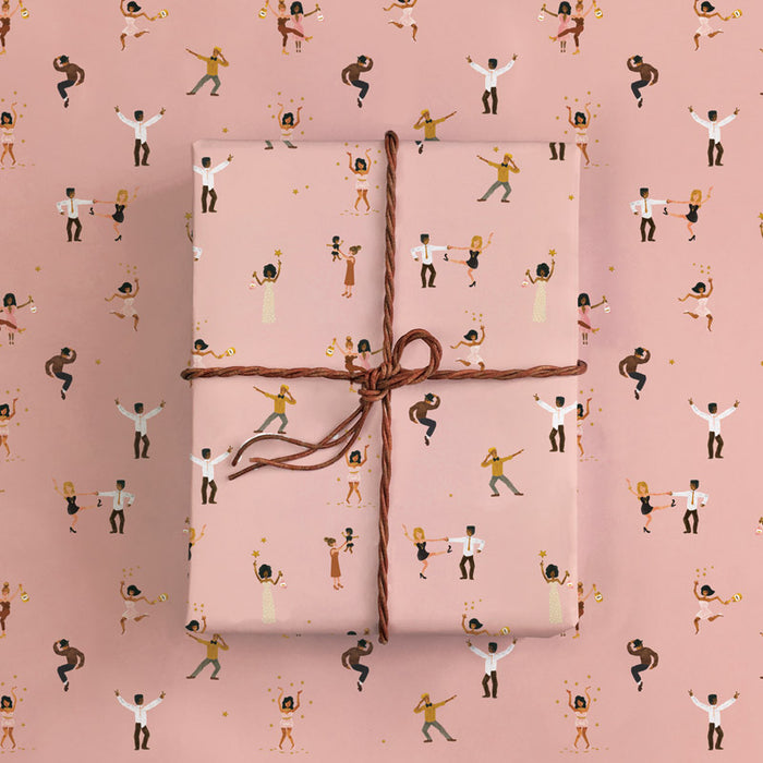 Dancers Wrapping Paper - All The Ways To Say