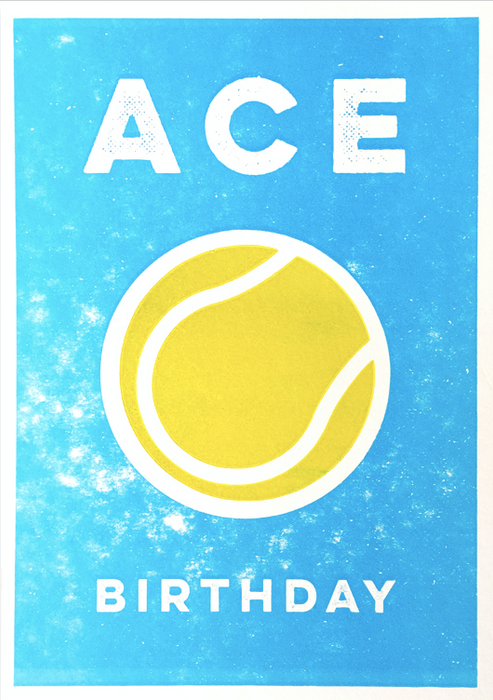 Ace Birthday - Nineteen Seventy Three